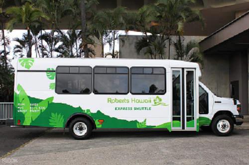 共乘机场接送夏威夷茂宜岛卡胡卢伊机场(OGG)至酒店