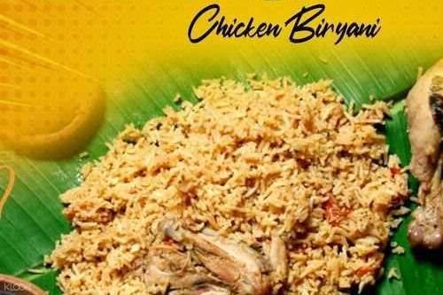 Set Meal at Ambur Briyani