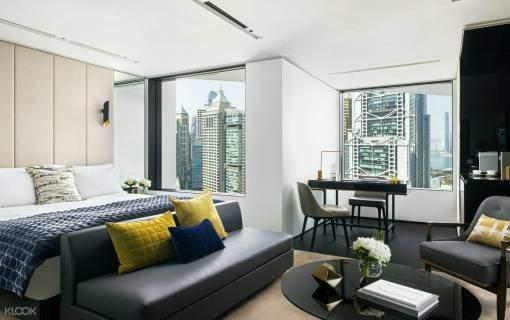 N3 Grand Deluxe Room - 538 平方呎