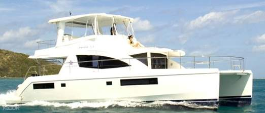 4 Hours Singapore Southern Islands Yacht Guided Tour