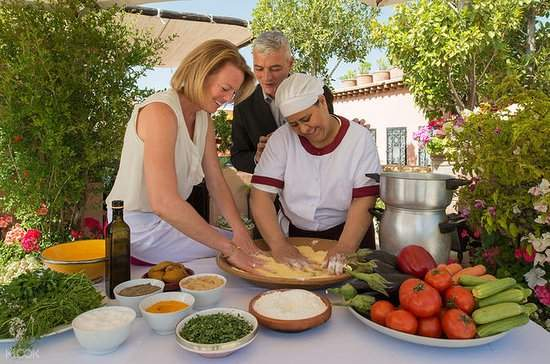 cooking class morocco