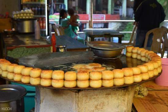street food stall mussoorie