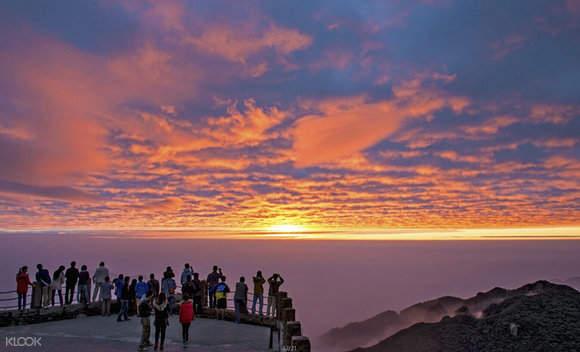 廣東第一峰旅遊風景區門票
