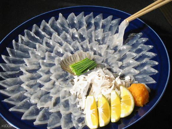 guenpin fugu osaka japan