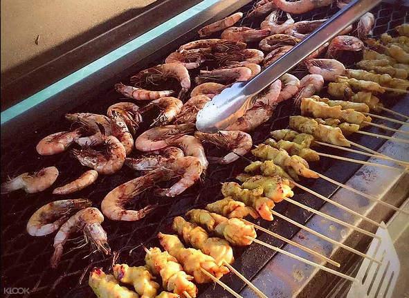 langkawi cruise bbq dinner