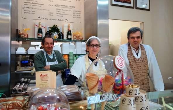 milanese food vendors