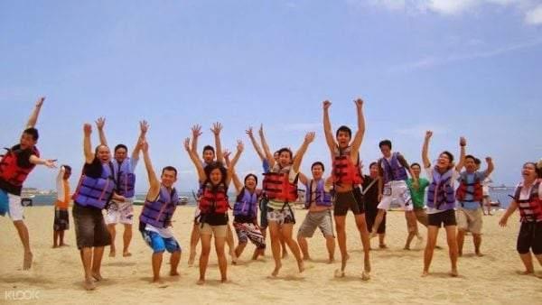 Tanjung Benoa Watersports Experience in Bali