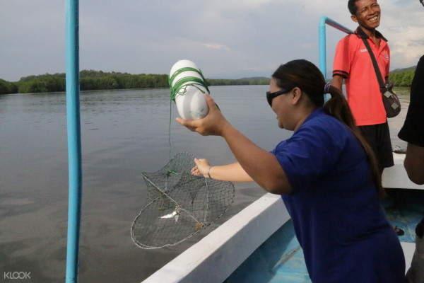 沙比岛钓鱼体验