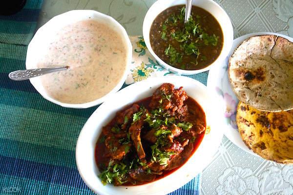 拉賈斯坦美食,齋浦爾美食,齋浦爾私房菜