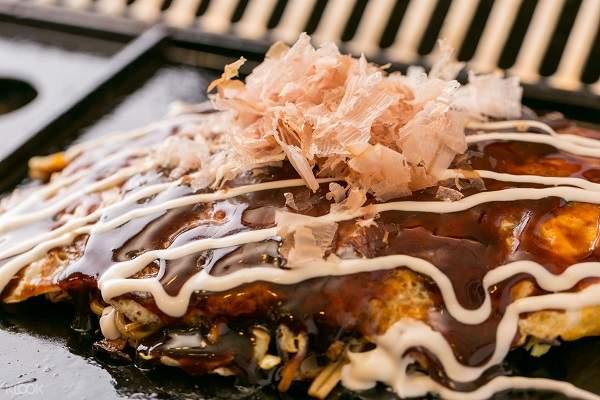 taku no tetsu osaka takoyaki japan