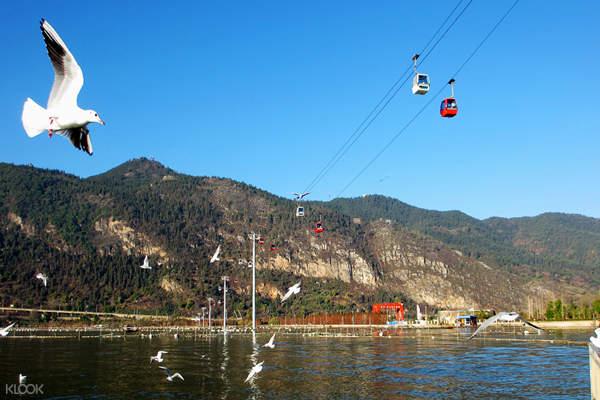 滇池風景區纜車