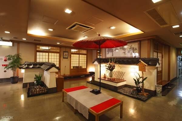 Inside Hyousetsu No Mon Sapporo