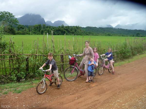 萬榮自行車騎行一日遊