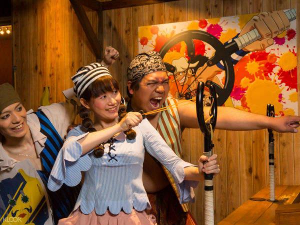 东京铁塔海贼王乐园 + 大瞭望台套票