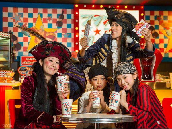 東京鐵塔海賊王樂園+ 大瞭望台套票