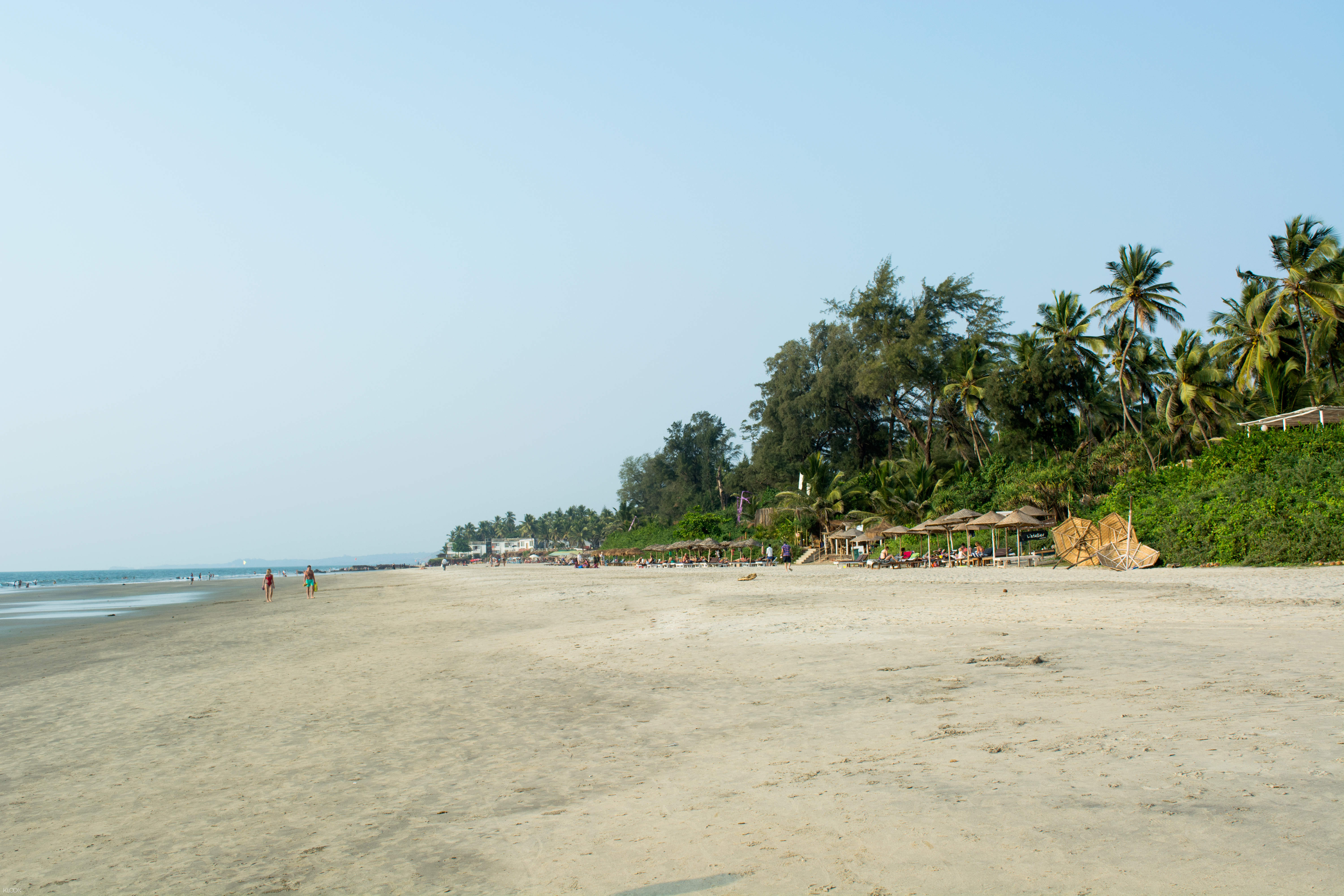 Grande Island Day Trip From North Goa Klook Us