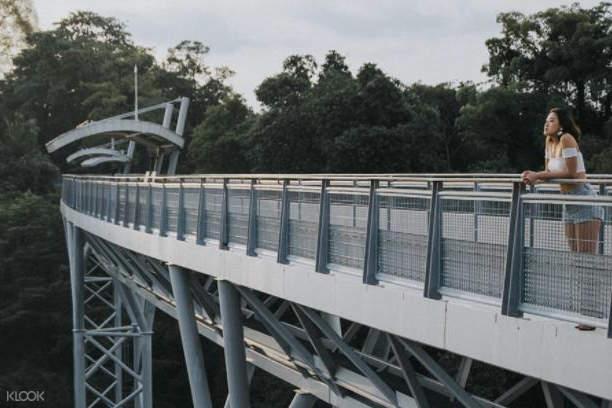 Fort Siloso Sky Walk