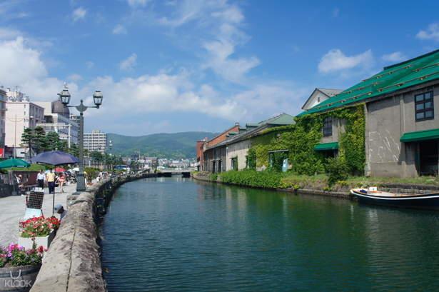 小樽 运河