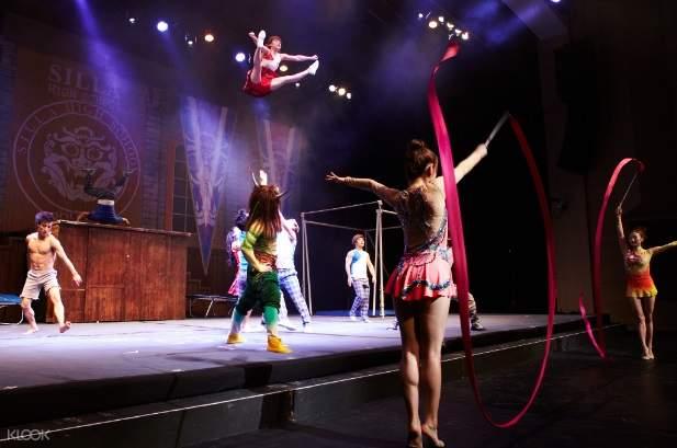 《飛越時空》,新加坡喜劇,新加坡演出,新加坡名勝世界演出