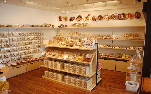 东京元祖食品样品屋