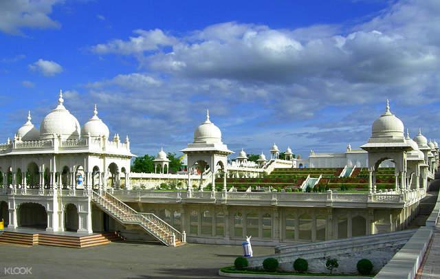 印度 寶萊塢 羅摩吉電影城一日遊(海得拉巴出發)