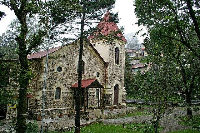 colonial era church