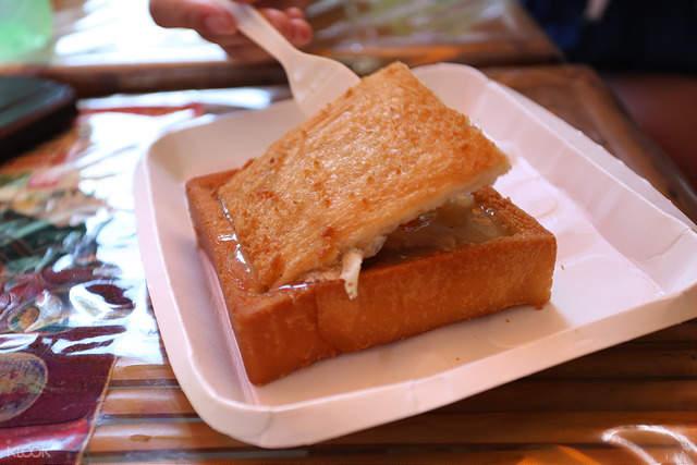 coffin bread
