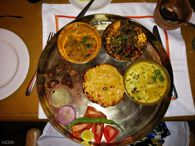 jodhpur home cooked meal