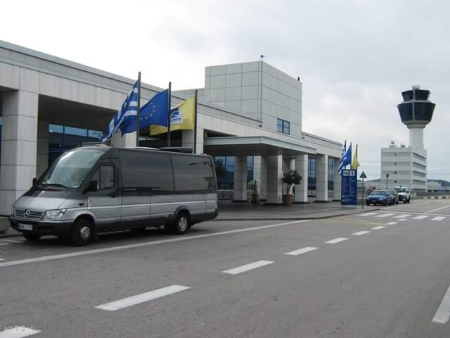 雅典機場往返巴士