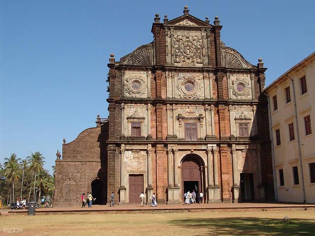 south goa old churches