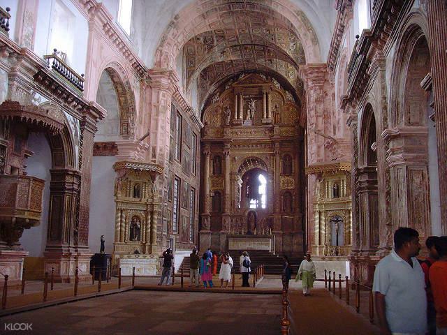 Bom Jesus Basilica Art Gallery