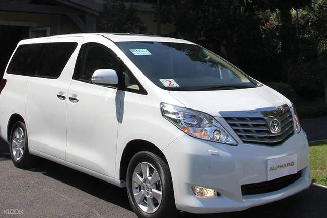 fukuoka city private car charter
