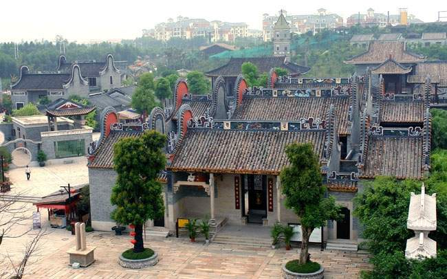 Guxiangli Theme Park admission