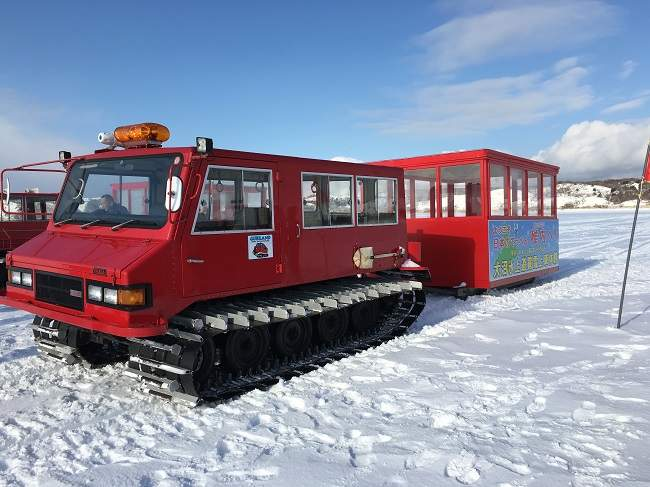 Private Car Charter Hokkaido Cape Soya Tour