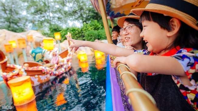 shanghai disney ticket discount