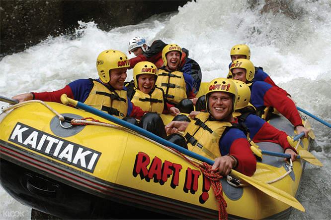 Kaituna Whitewater Rafting Experience