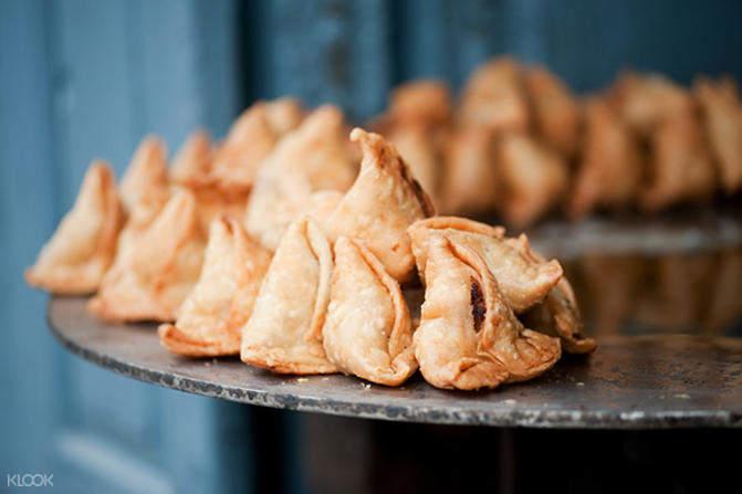瓦拉納西街頭美食發現之旅