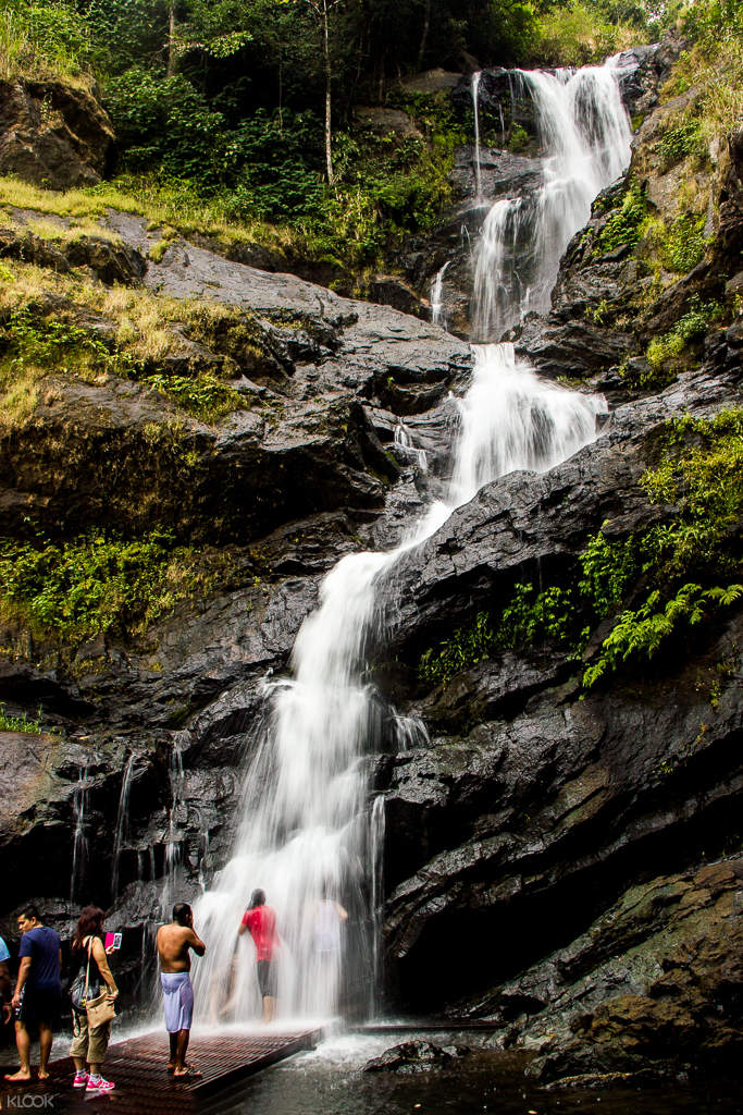 Iruppu瀑布