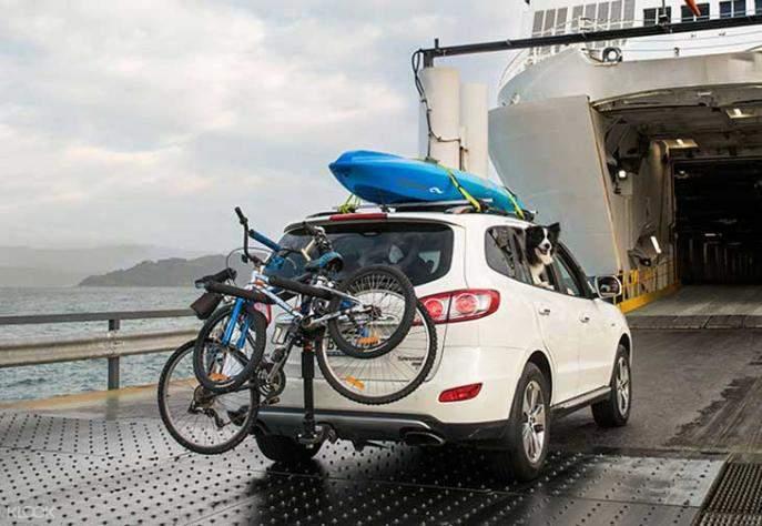 interislander渡輪船票,紐西蘭皮克頓渡輪,紐西蘭威靈頓渡輪