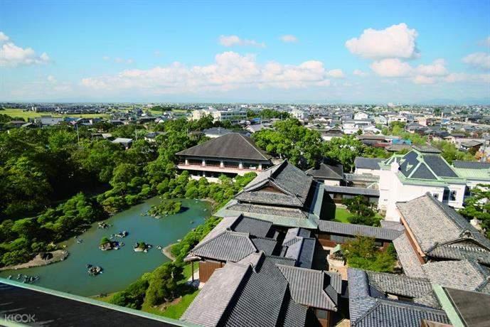 bird's eye view of yanagawa