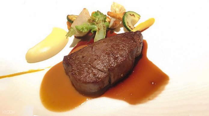 restaurant cote dor hokkaido japan