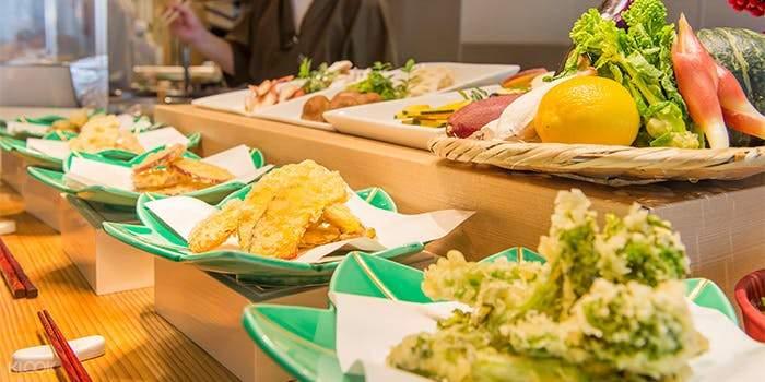 武藏景觀自助餐