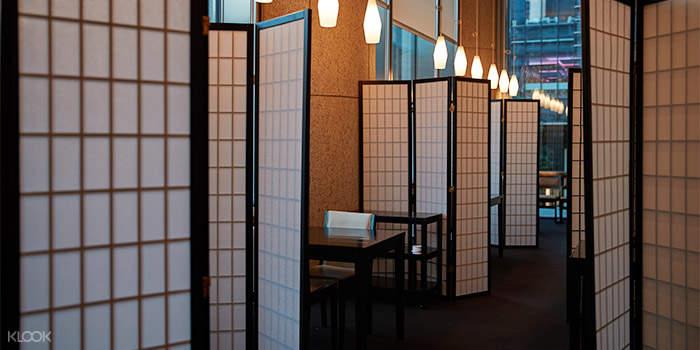 东京樱川怀石料理