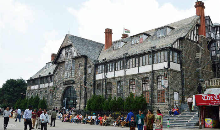 building of shimla