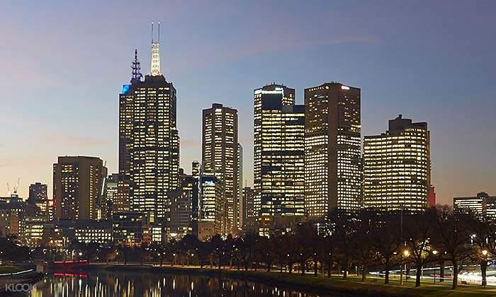 Destination Melbourne