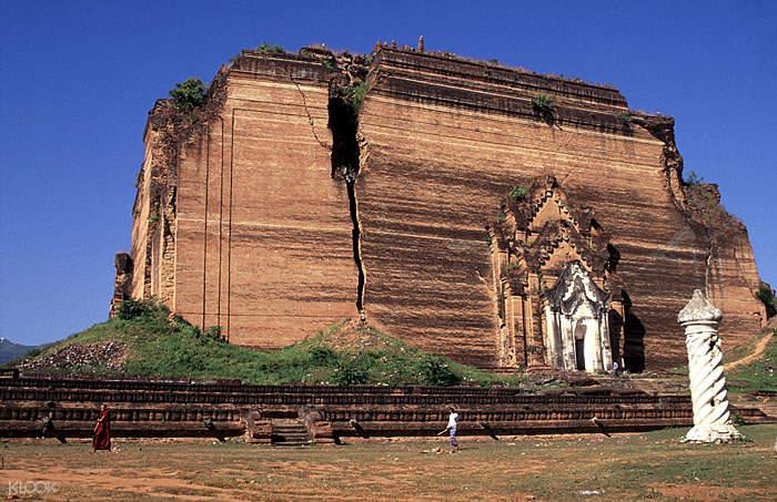 mingun pahtodawgyu pagoda
