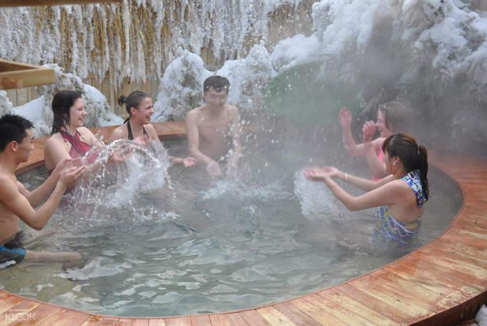 yingjie hot spring hotel