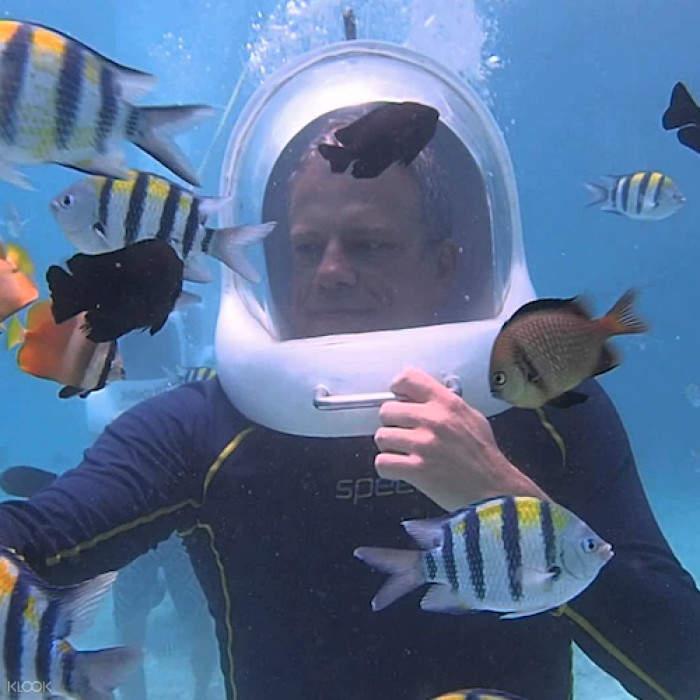 Boracay Helmet Dive