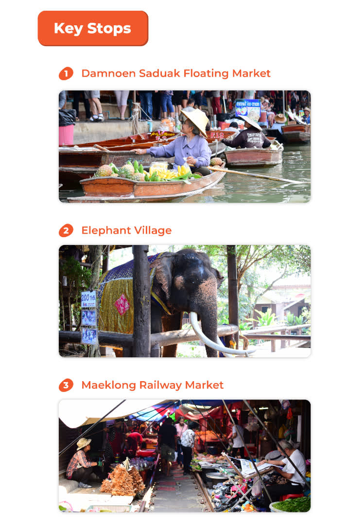 things to do in the classic bangkok tour