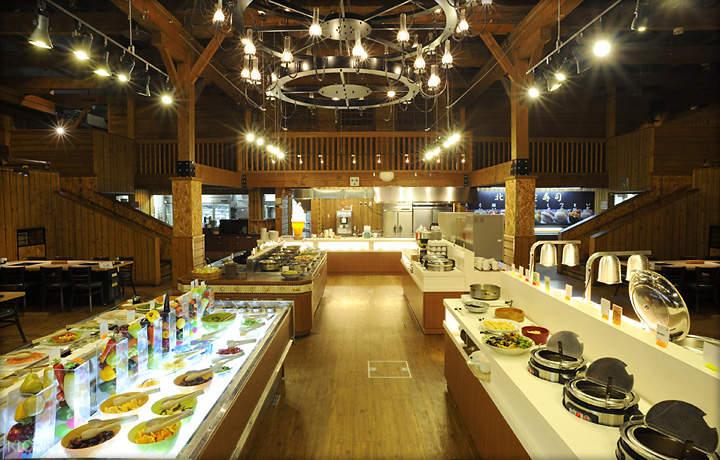 Otaru Unga Shokudo all you can eat buffet